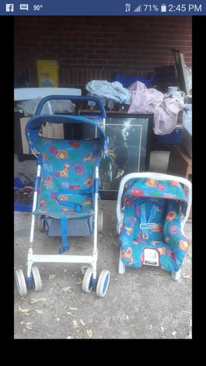 Car seat and stroller for Sale in Wetumpka, AL