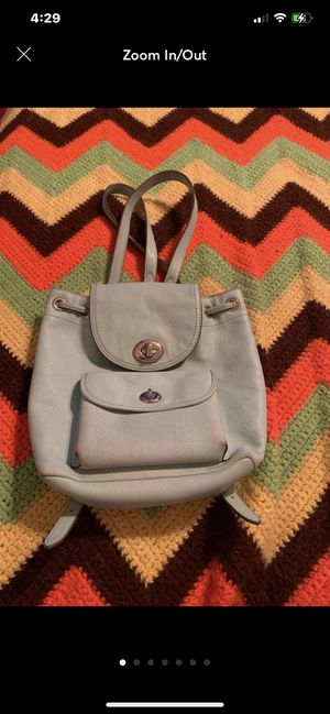 Coach backpack purse for Sale in West Columbia, SC