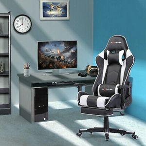 Vancel Gaming Chair (Orange & Black) for Sale in Moreno Valley, CA