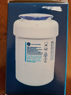 GE refrigerator water filter for Sale in San Antonio, TX