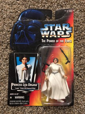 Princess Leia collectible action figure for Sale in Seattle, WA