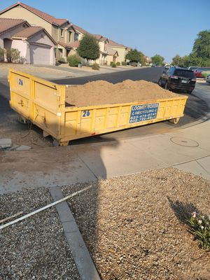 Free dirt come take all u need for Sale in Tolleson, AZ