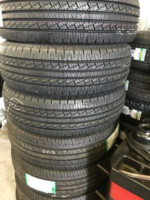 265-75-16 set of 4 New Tires for Sale in Rockville, MD