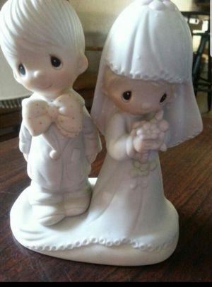 PRECIOUS MOMENTS BRIDE & GROOM for Sale in Cedar Hill, TX