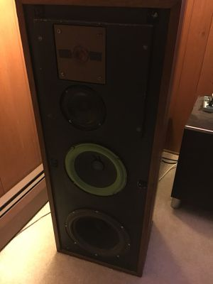 Genesis Physics G3+ home audio speakers for Sale in Lakewood, CO
