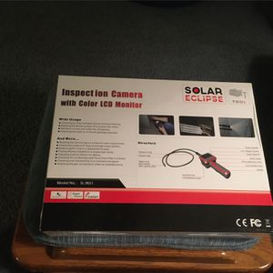 Inspection Camera—new Still In Box for Sale in Le Roy, MI