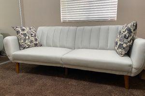 White futon brand new for Sale in Riverside, CA