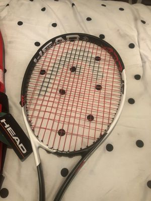Head tennis racket & bag for Sale in Los Angeles, CA