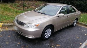 2003 Toyota camry for Sale in Aspen Hill, MD