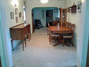 Dining room table and buffet for Sale in Fresno, CA