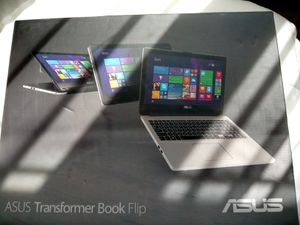 """Sealed Asus 15.6"""" laptop / tablet notebook TP500L core i3, 500gb hd, 4gb ram, win 8.1 for Sale in Columbia Heights, MN"""