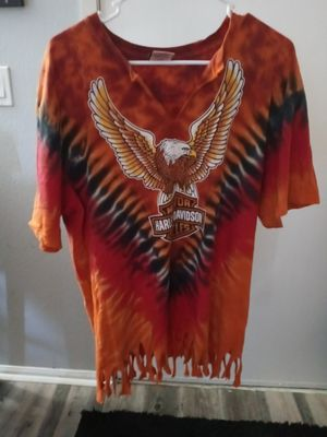 Harley Davidson fringed shirt for Sale in Denver, CO