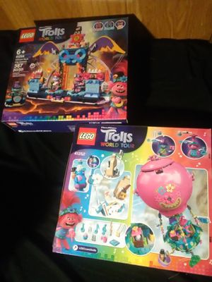 2 New Lego Trolls Sets for Sale in Tacoma, WA