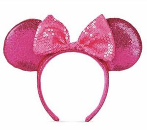 Disney Parks Minnie Mouse Imagination Pink Headband for Sale in Rancho Cucamonga, CA