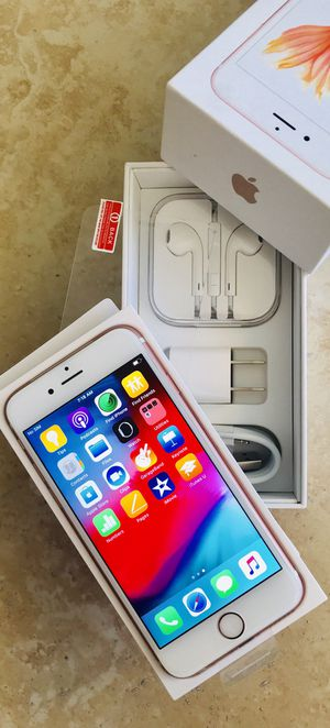 NEW Condition iPhone 6 6S 6 Plus Factory Unlocked 128GB 64GB 32GB 16GB green contrast say for Sale in Hialeah, FL