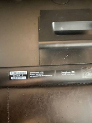 Dell desk top Inspiron 20 for Sale in Naperville, IL