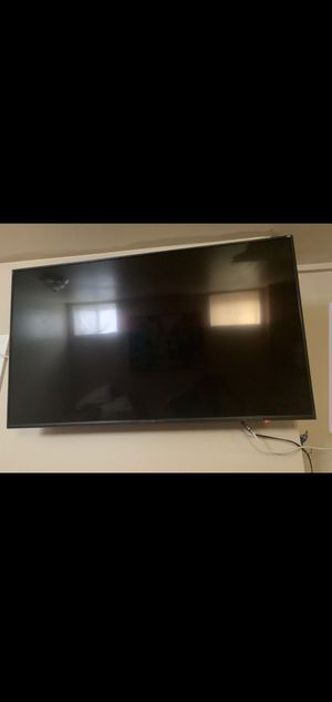 Sceptre 55 inch used only 3 month not Smart tv for Sale in CHSTNT HL CV, MD
