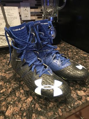 Under Armour Cleats for Sale in Lubbock, TX