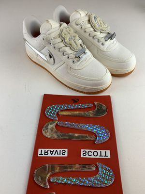 Travis Scott Air Force 1 sz 8.5 for Sale in Denver, CO
