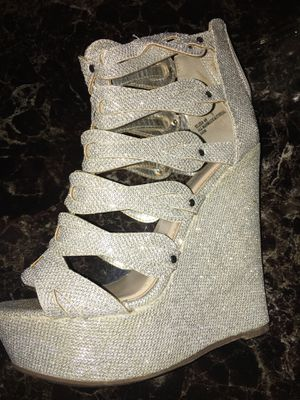high heels $20 for both for Sale in Fort Worth, TX