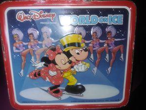 Vintage Disney Lunchbox for Sale in Louisville, KY