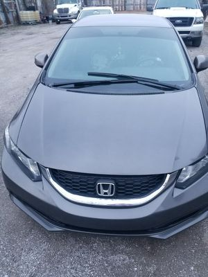 Honda civic 2013 for Sale in Mount Hope, KS