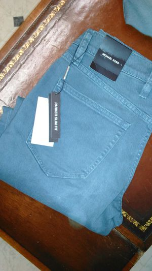 Gray Michael Kors pants for Sale in Baltimore, MD