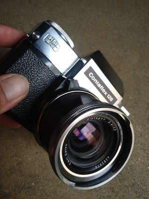 Zeiss-Ikon Contaflex 126 w/Two Lenses circa 1966-1971 for Sale in Chino, CA