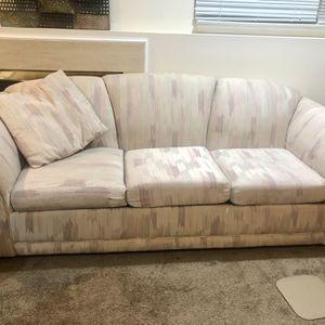 2 Sofas- FREE for Sale in Herndon, VA