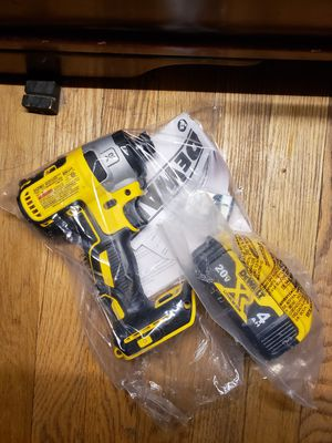 Dewalt Brushless impact drill for Sale in Adelphi, MD