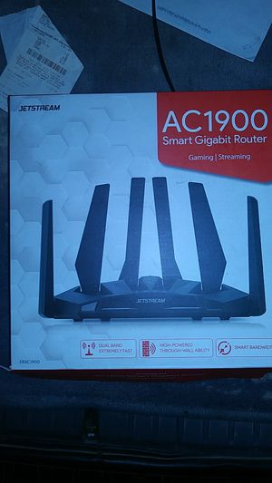 Brand new Netstream wifi router for Sale in Beaumont, TX