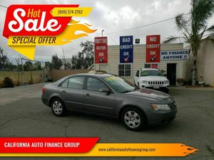 2009 Hyundai Sonata for Sale in Fontana, CA