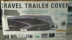 Travel trailer cover for Sale in Lacey, WA