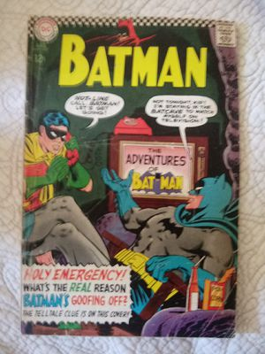 Batman issue number 183 second appearance of poison ivy for Sale in Monterey Park, CA