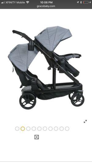 Graco double/ single stroller for Sale in Wheat Ridge, CO