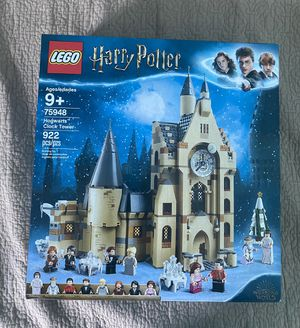 Harry Potter LEGO ClockTower for Sale in Chicago, IL