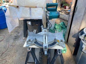 Makita 12 chop saw for Sale in La Puente, CA
