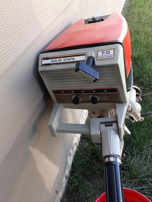 Solid State Boat Motor for Sale in Blacklick, OH