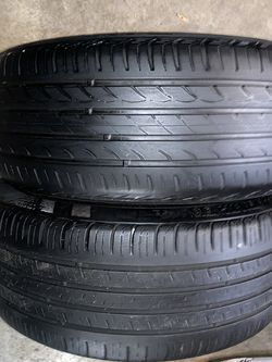 2 tires 225/50/17 Delinte for Sale in Bakersfield,  CA