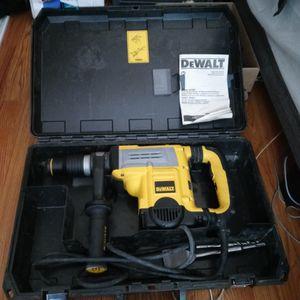 Dewalt Rotary Hammer Drill for Sale in Poway, CA