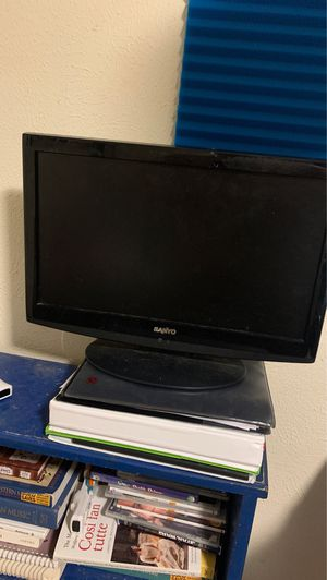 Sanyo 720p tv for Sale in Groves, TX