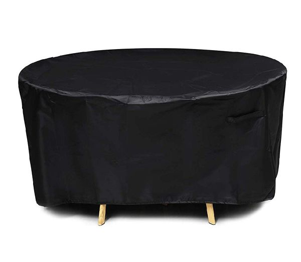 """Firm Price! Brand New in a Package 73"""" Round Patio Furniture Waterproof Cover, Located in North Park for Pick Up or Shipping Only!"""
