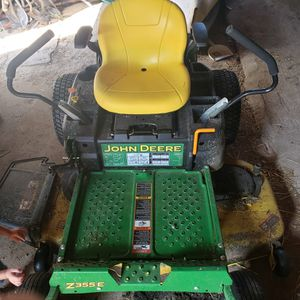 John deere zero turn 48 In Deck for Sale in Centerburg, OH