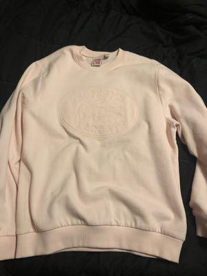 Supreme Lacoste Pique Crewneck Size M for Sale in East Prairie, MO