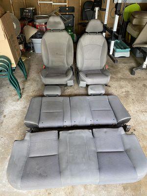 2009-2012 Chevy Malibu seats for Sale in Minneapolis, MN