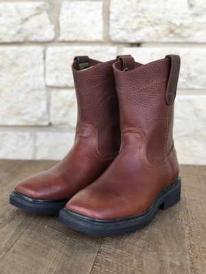MENS WORK BOOTS 👷🏽♂️ for Sale in San Antonio, TX