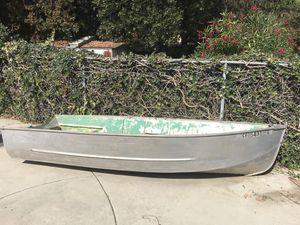 Aluminum Fishing Boat for Sale in Rancho Cordova, CA
