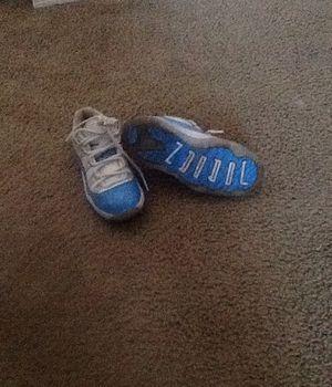 Nike Air Jordan's Blue for Sale in Boca Raton, FL