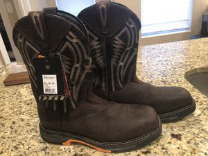 Ariat Work Boots for Sale in San Antonio, TX
