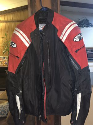 Motorcycle jacket for Sale in Scurry, TX